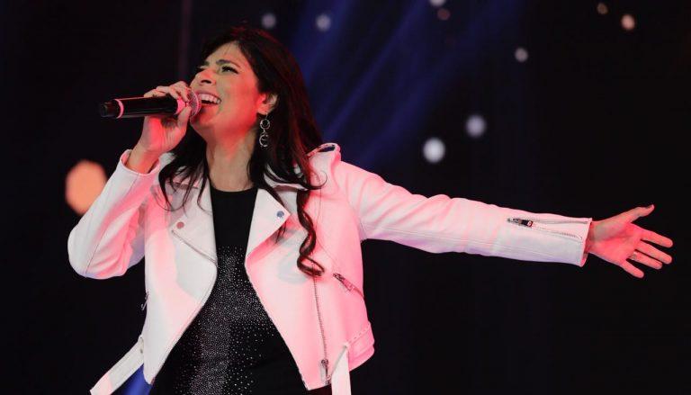 Fernanda Brum comemora quarta indicação ao Grammy Latino