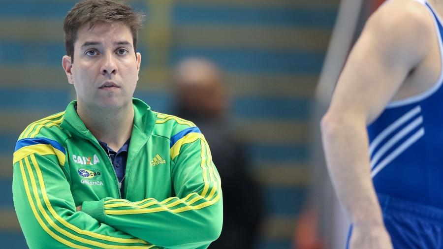 O ex-técnico da Seleção de Ginástica, Fernando de Carvalho Lopes