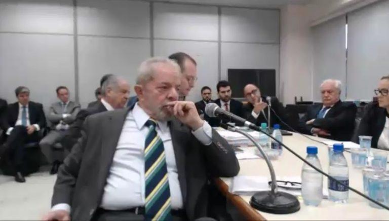 Em 2017, ele prestou o primeiro depoimento ao então juiz Sergio Moro