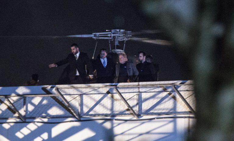 Chegada do ex-presidente Lula em Curitiba para cumprir a pena de prisão