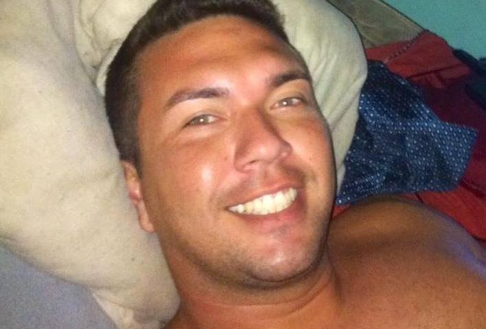 O policial Rafael Silva Estevão faleceu na noite de quarta-feira