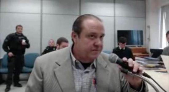 João Claudio Genu teve sua prisão determinada