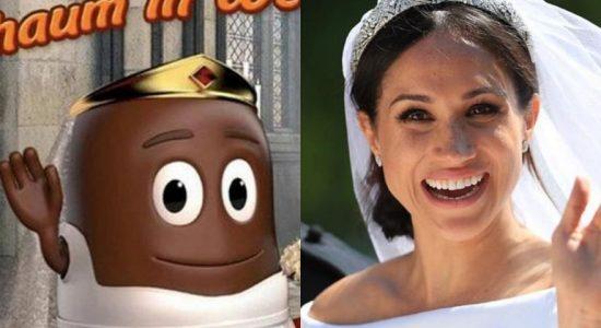 Marca alemã de chocolate teve que pedir desculpas por referência à Meghan