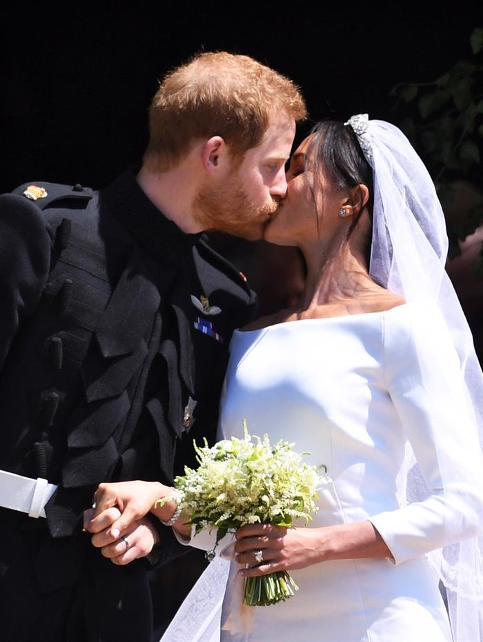 Duque e duquesa de Sussex bateram recorde no Instagram