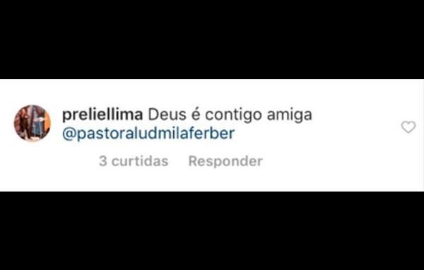 Mensagem do pastor Eliel Lima