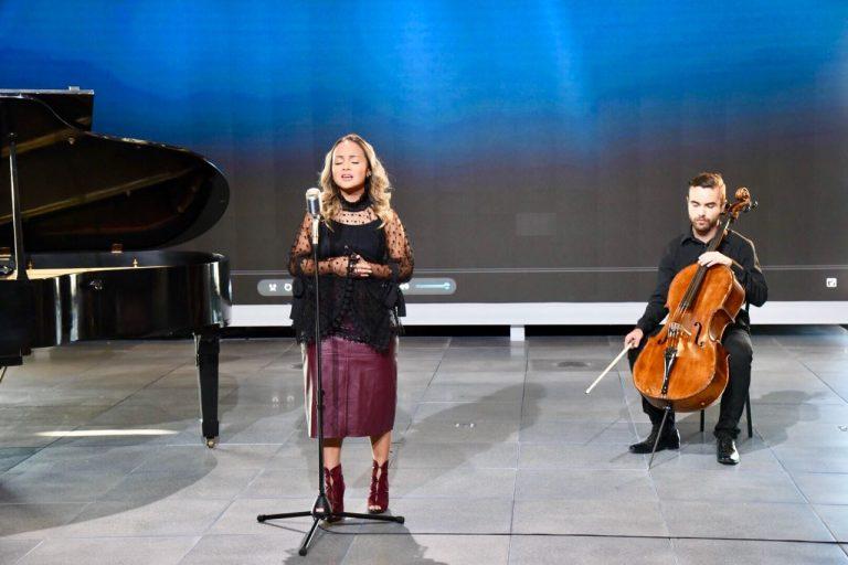 Bruna Karla grava clipe da música Desde o Primeiro Sim