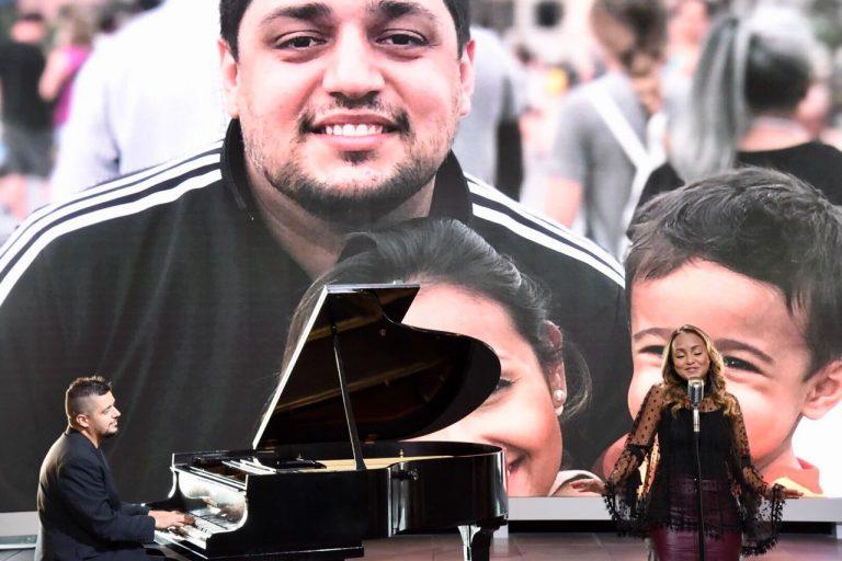 Bruna Karla e Bruno Santos estão casados há 12 anos