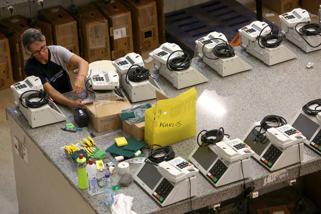 TRE vai implantar voto impresso em 363 urnas nas próximas eleições