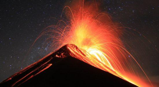 Vulcão de Fogo