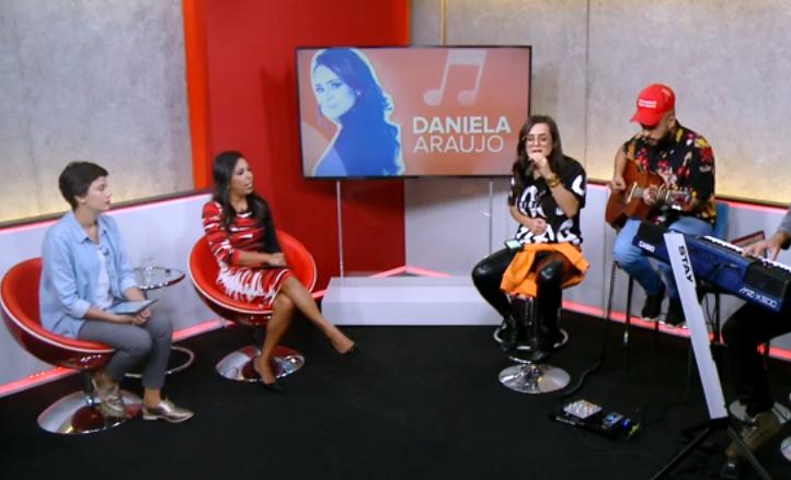 Daniela Araújo no Promessas
