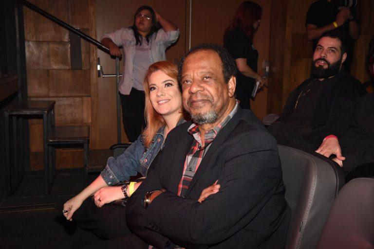 Mariana Valadão e Adhemar de Campos