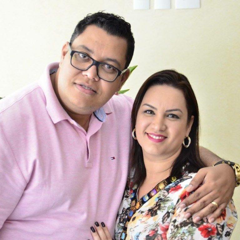 Anderson e Raquel Freire têm linda história de amor