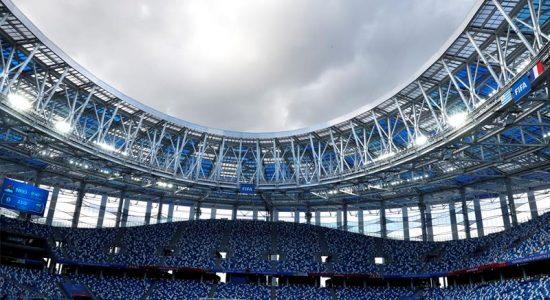Fifa registrou 45 casos de assédio a mulher durante a Copa do Mundo