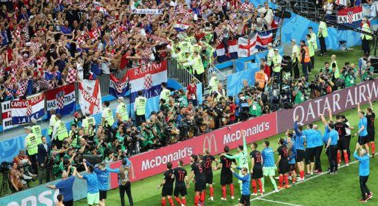 Nenhum jogador foi pego no exame antidoping nesta Copa do Mundo