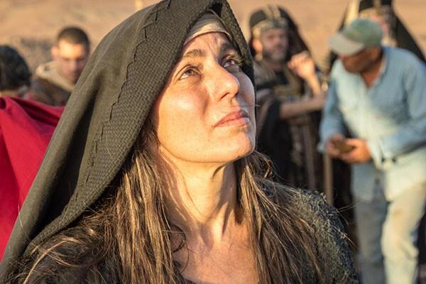 Cláudia Mauro - Maria de Nazaré na 2ª fase