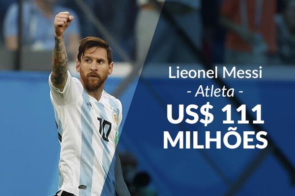 8 - Lionel Messi