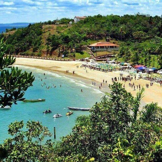 Praia de Ponta de Nossa Senhora, Salvador