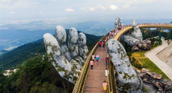 Ponte Dourada Vietnã