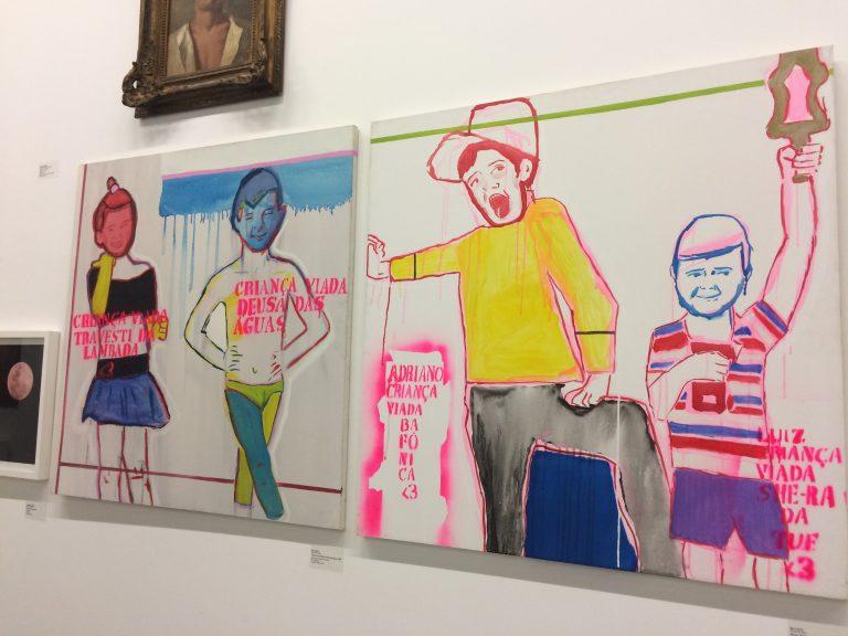 Obras da mostra Queermuseu foram acusadas de pedofilia, zoofilia e blasfêmia