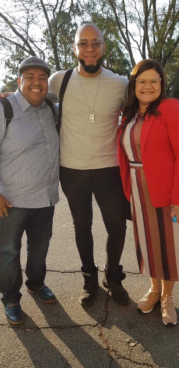 Programa Raul Gil recebeu cantores do gospel