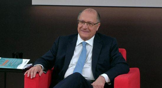 Geraldo Alckmin disse que Jair Bolsonaro deu um tiro na economia
