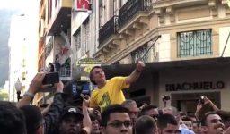 Jair Bolsonaro levou facada durante campanha
