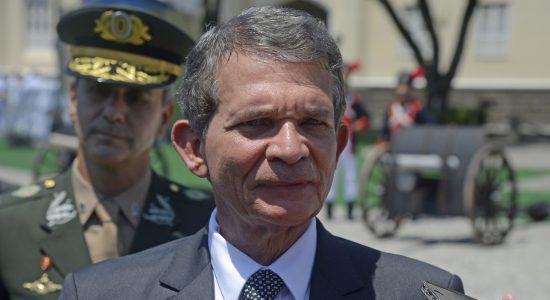 General Joaquim Silva e Luna foi escolhido para presidir a Petrobras