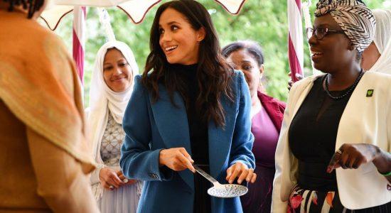 Meghan Markle, duquesa de Sussex, lança livro de receitas