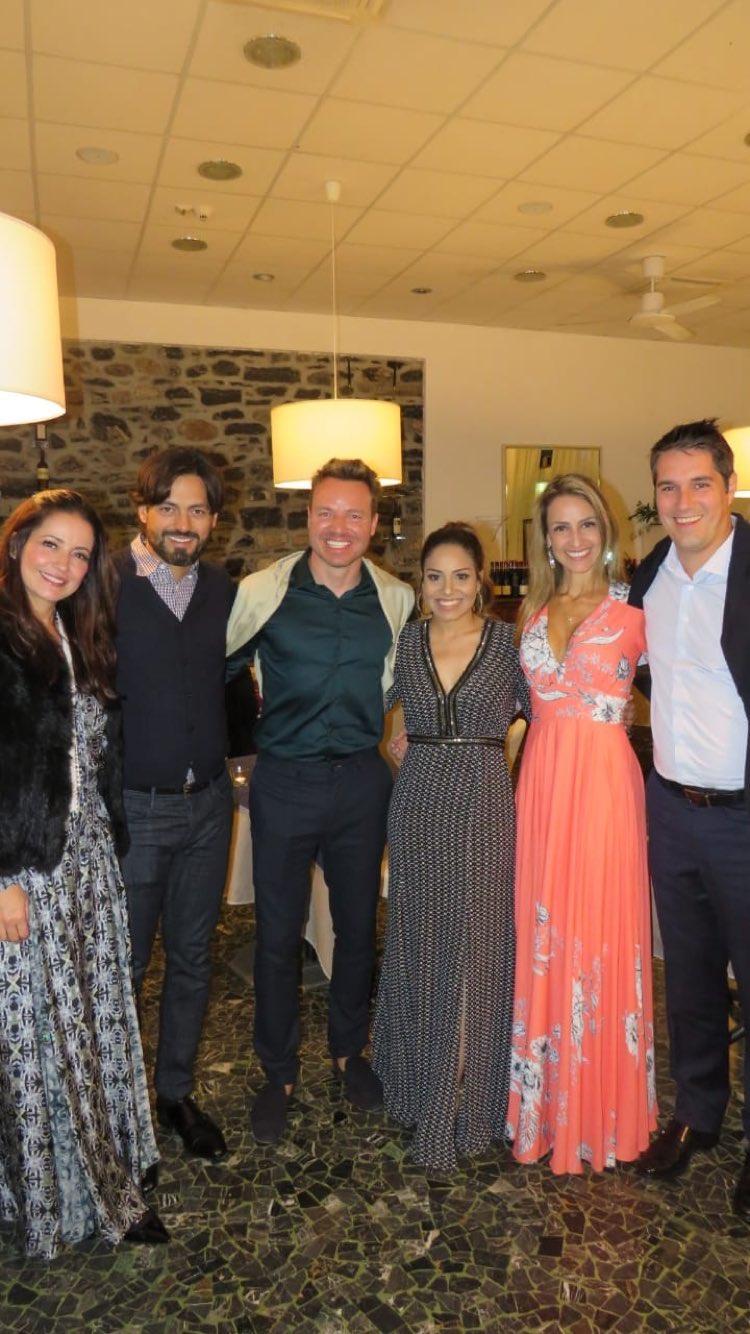 Gabriela Rocha e Leandro Moreira se casam nesta segunda na Itália