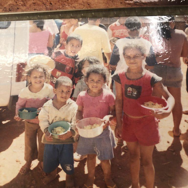 Michelle de Paula Bolsonaro viaja para missão humanitária na Bahia