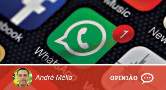 André Mello Opinião Colunistas