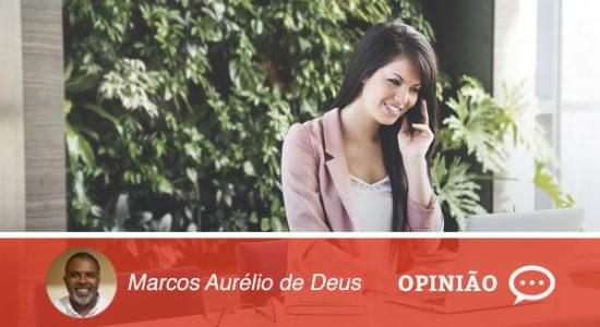 Marcos Aurélio de Deus Opinião Colunistas