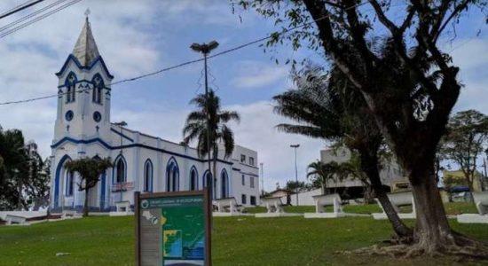 Igreja em Pariquera-Açu