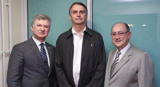 CGADB declara apoio ao candidato Jair Bolsonaro