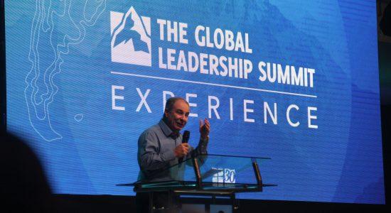 Igreja do Recreio tem nova edição do Global Leadership Summit