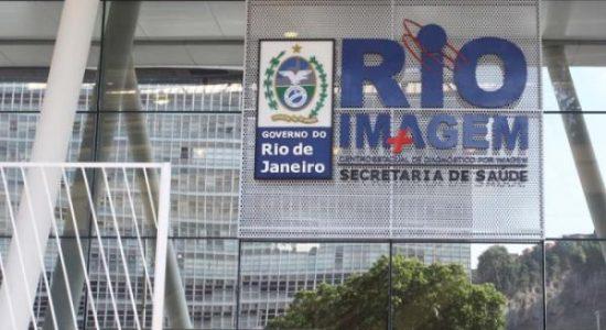 Fachada do Rio Imagem, no Centro do Rio