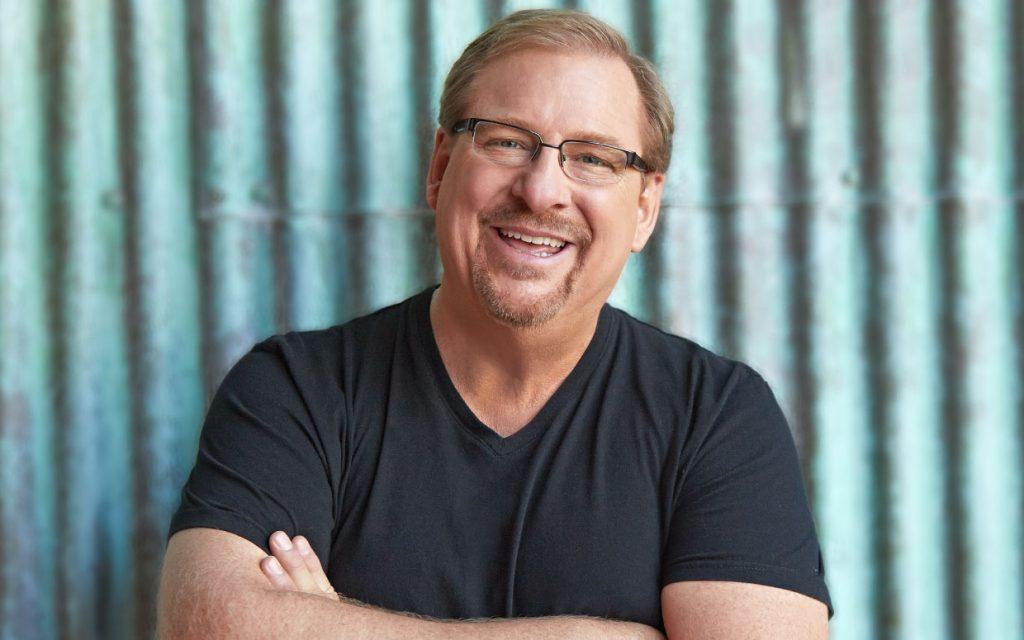 EUA: Pastor Rick Warren se recupera de cirurgia | Fé | Pleno.News