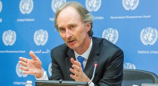Geir Pedersen