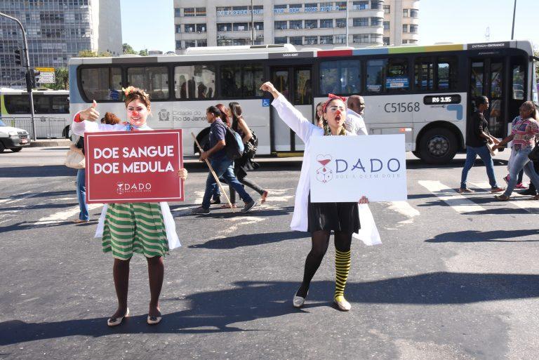 Michelle Bolsonaro em trabalho social