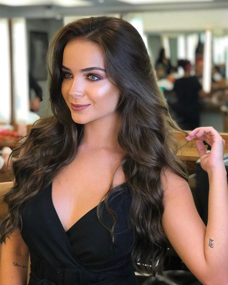 Camila Mayrink será Joana