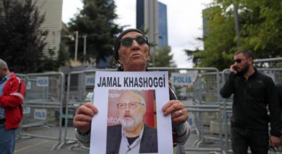Caso Jamal Khashoggi