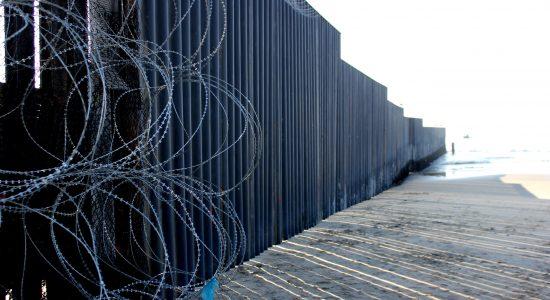 Fronteira do México com os EUA