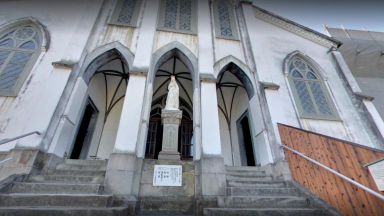 A Igreja Oura, em Nagasaki, se tornou Patrimônio da Humanidade em 2018