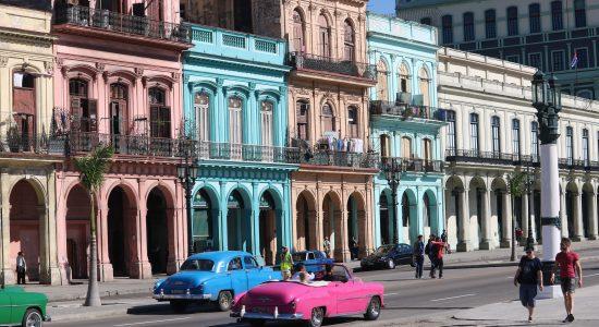 Havana, a capital e maior cidade de Cuba