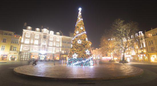 Netflix vai patrocinar a árvore de Natal de Roma neste ano