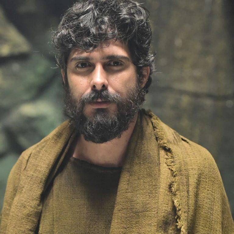 Iano Salomão será o protagonista masculino, o profeta Elias