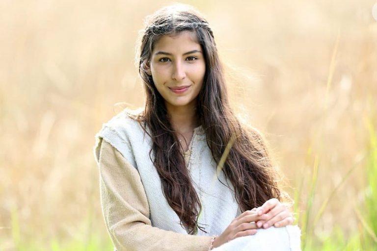 A atriz Juliana Xavier viverá Dido, uma vilã