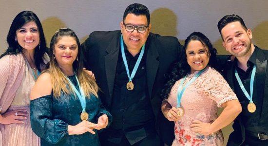 Indicados ao Grammy Latino