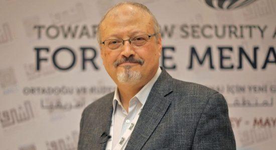 Jornalista Jamal Khashoggi foi assassinado em 2018