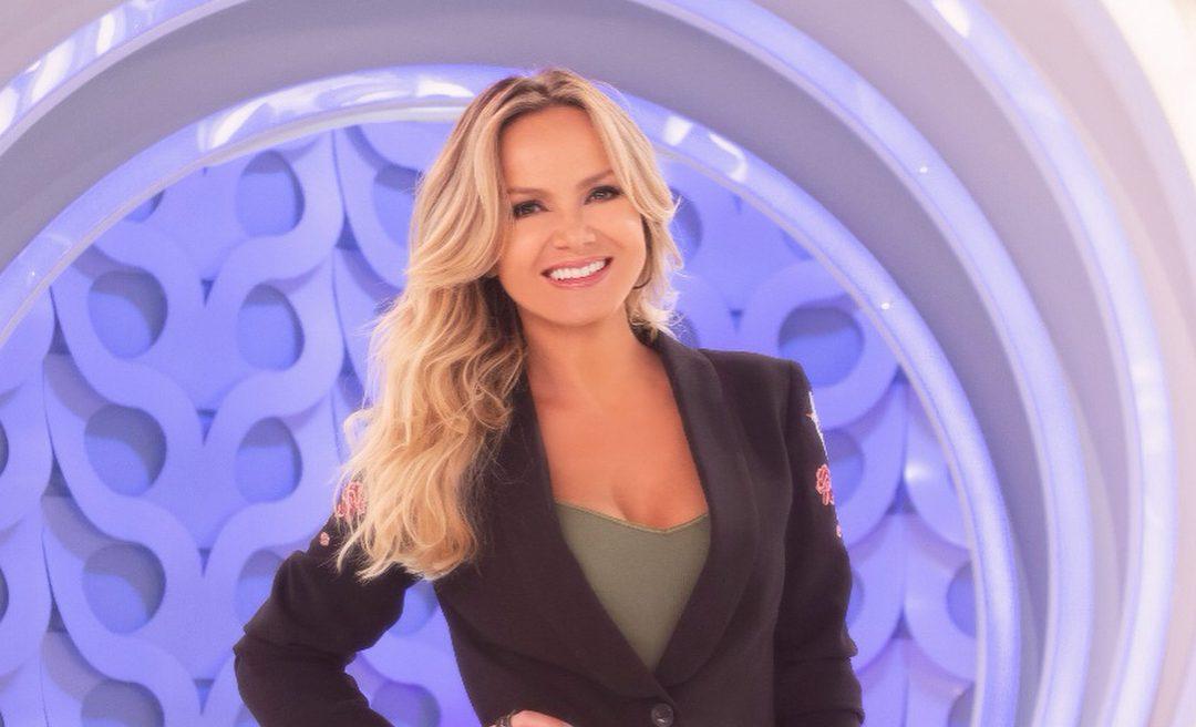 Babá processa apresentadora Eliana e quer R$ 100 mil ...
